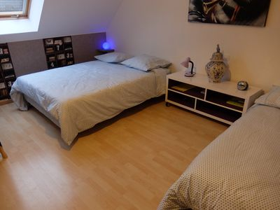 Photo for NEAR LE MANS, ROOM FOR RENT WITH ROOM OF WATER (NEAR LE MANS)