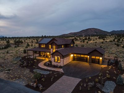 Photo for Secluded Grand Style Home in Brasada Ranch w/ Panoramic Mtn Views❤ by AvantStay