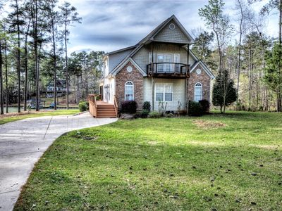 Photo for Best of Lake Sinclair! Perfect Cove w/ Clearest Water, Flat Lot & Big Open Views