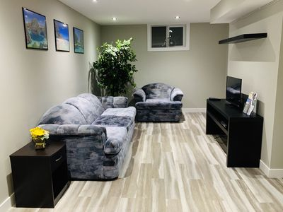 Photo for Newly Renovated 2-Bedroom Basement Suite in Saskatoon