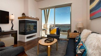 Photo for Peaceful, Centrally Located Newpark, Park City Condo Walking Distance to Restaurants and Shops! Slee