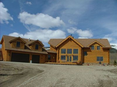 Photo for Historic Weston Pass Guest Apt 950 Sqft., 35 Miles to Breck