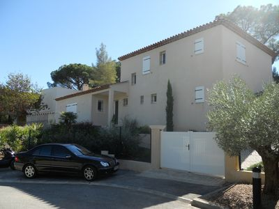 Photo for House of 200 m2 new in a closed residential complex of several villas.