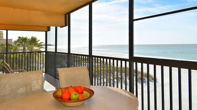 Photo for Villa Madeira 301 South corner with huge wrap around balcony, simply amazing!