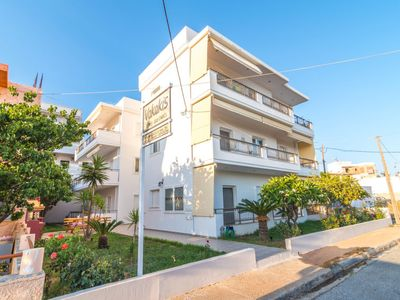 Photo for 2 bedroom Apartment, sleeps 4 in Paleochora with Air Con and WiFi