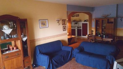 Photo for REFINITE AND COMPLETE APARTMENT NEAR THE SEA AND HISTORICAL CENTER / 5BEDS