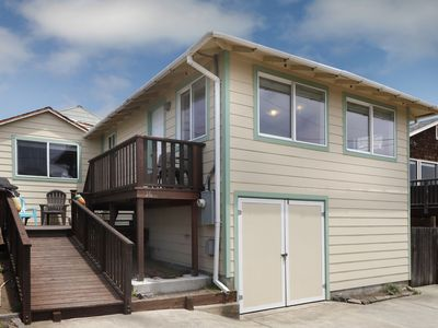 Photo for Dillon Beach Cottage by the Sea