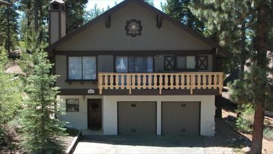 Photo for Fantastic 4 bed 3 bath home in beautiful South Lake Tahoe