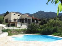 A wonderfully located and spacious villa with a lovely pool and views to die for.