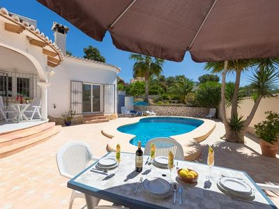 Photo for Fanadix Villa, Sleeps 4 with Pool and WiFi