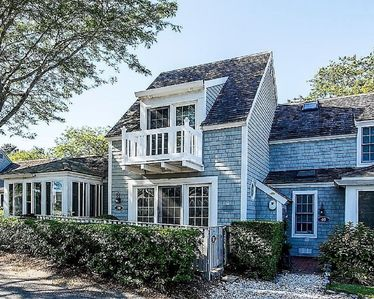 Photo for Escape to the Cape and a little piece of Heaven!  Ocean views of Nantucket Sound