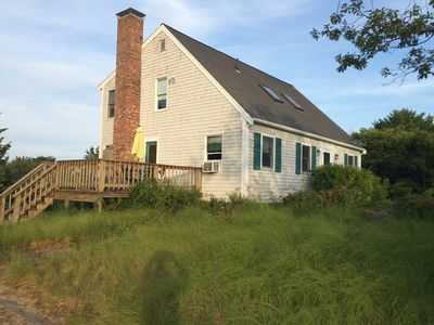 Photo for Eastham, Cape Cod: Spacious, contemporary cape with expansive marsh views