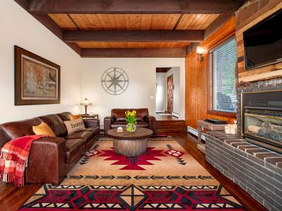 Photo for 28mins to Loveland Ski! 5mins to Dwtn Idaho Springs; Fireplace, Mountain Views; Perfect for Families
