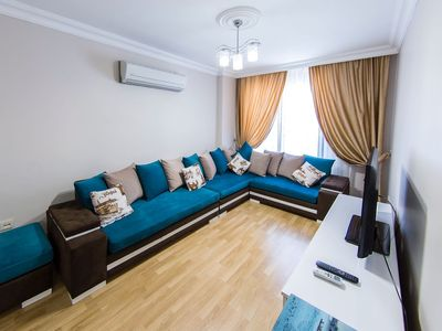Photo for Cozy apartment in Osmanbey , Bomonti