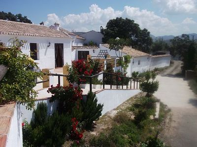 Photo for Self catering Cortijo molino los justos for 8 people