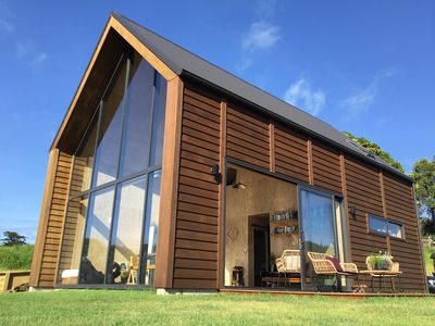 Photo for Architectural gem for two on the Tutukaka coast
