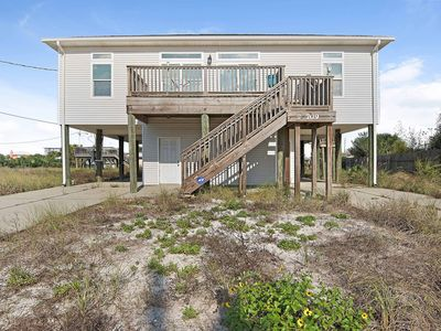 Photo for Little Slice of Paradise | Private Vacation Home in Pensacola Beach. Steps to the Beach!