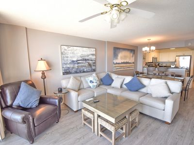 Ashworth Unit 905! Stunning Ocean Front Condo! Book your get away today!