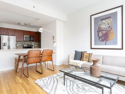 Photo for Sonder | 21 Chelsea | Sunny 1BR + Rooftop