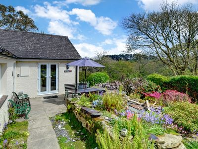 Photo for Being only 800 yards from Little Haven beach, this charming detached cottage is in the perfect locat