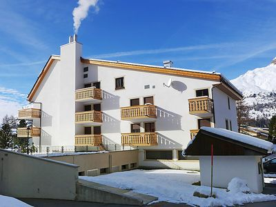 Photo for Apartment Club House 17  in Silvaplana - Surlej, Engadine - 2 persons, 1 bedroom