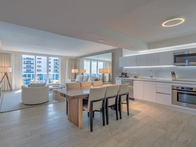 Photo for **Luxurious! 5* 2/2 Beach Front Condo-Hotel in South Beach Unit 1520