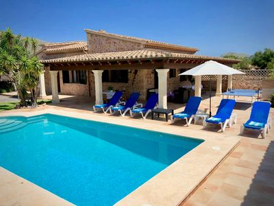 Photo for Villa Can Justo - Three Bedroom Villa, Sleeps 6