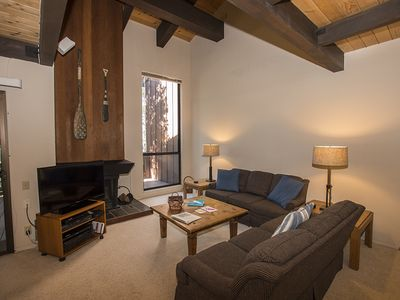 Photo for NorthShore # 17: 3 BR / 2 BA condo and ski lease in Tahoe City, Sleeps 6