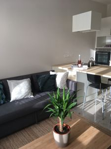 Photo for Brand new Apt 2 BDR, 2 BR for 6 excellent location friendly owners