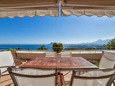 Photo for Modern apartment luxury complex in Altea Hills - Ref 1067 Elena Hills