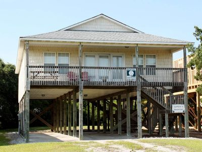Photo for Captains Quarters: 3 BR / 2 BA home in Oak Island, Sleeps 8