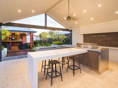 Photo for Ducted heating/cooling throughout, Large outdoor entertaining area, Smart TVS