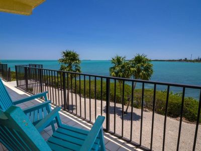 "Photo for ""Pelican's Perch"" - Gulf Front Condo, Fabulous Views, Heated Pool, Dock, Fishing"