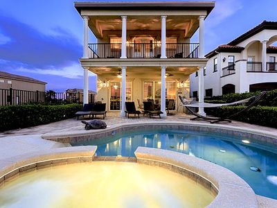 Photo for Stunning Reunion Resort Pool Home With Guest Suite