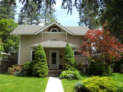 Photo for Lovely Historical Home by the Park near Downtown Coeur D' Alene and Beaches