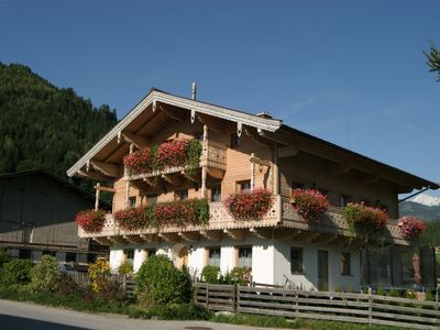 Photo for Brand new farmhouse appartment between Krimml waterfalls and Zell am See
