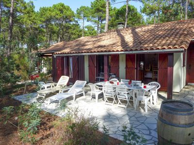Photo for Vacation home Les Sylvaines in Maubuisson - 8 persons, 4 bedrooms