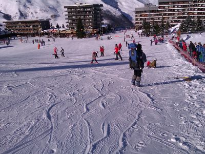 Photo for superb resort within the magnificent 3 Valleys ski area