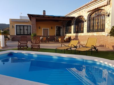 Photo for VILLA JARDIN DEL MEDITERRANEO WITH PRIVATE POOL