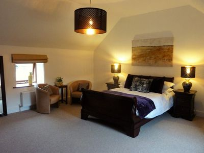 Photo for Self catering cottage nr Wisbech Fenland Contemporary barn Sleeps 4 Pet friendly