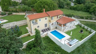Photo for Holiday house Kringa for 8 - 10 persons with 4 bedrooms - Villa
