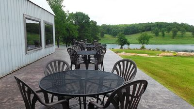Photo for Great Views | Lakeside | Family-Friendly Barn | Reunions, Events, Retreats