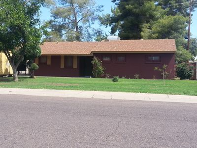 Photo for Pet-friendly, Family-friendly & Fun-Friendly Central-to-Everything Phoenix Home