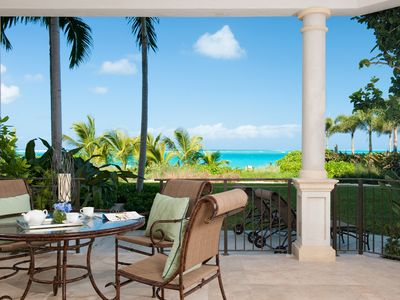 Photo for 1 Bedroom Ocean Front Suite at Bianca Sands on Grace Bay
