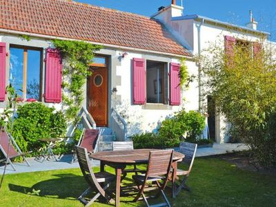 Photo for holiday home, Landunvez  in Finistère - 6 persons, 2 bedrooms