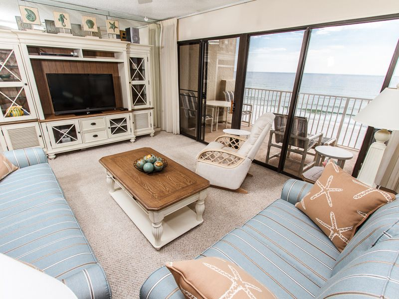 Gs 503 Corner Condo With Beachy Décor Hdtvs Free Beach Service Great Views