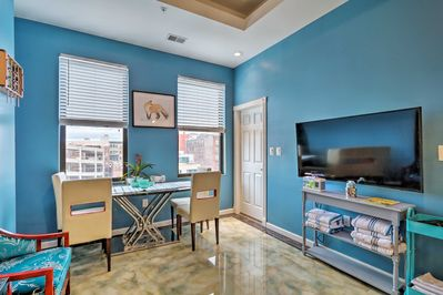 Enjoy well-appointed city living at this Philadelphia vacation rental condo!