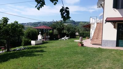 Photo for villas at your disposal- 5 rooms - 4/6 persons, beach 15km, Gran Sasso 20km, Calanchi and old little town