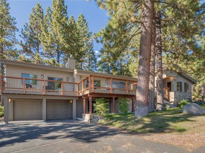 Photo for Tahoe's Trinity - Dollar Point: 4 BR / 5.5 BA four bedrooms in Tahoe City, Sleeps 10