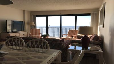Photo for 🌴5-star Direct Ocean Front condo in Cherry Grove